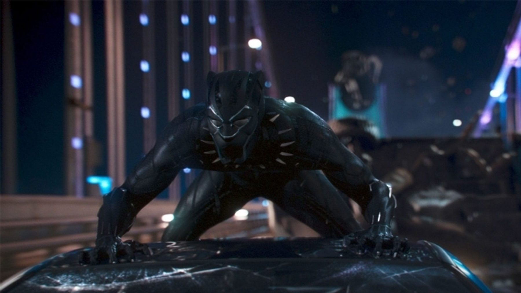 MovieBlack Panther x Wallpaper ID  Mobile