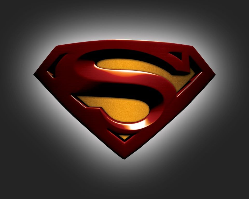 Griffin Superman Black Background Wallpapers And Images 960x768