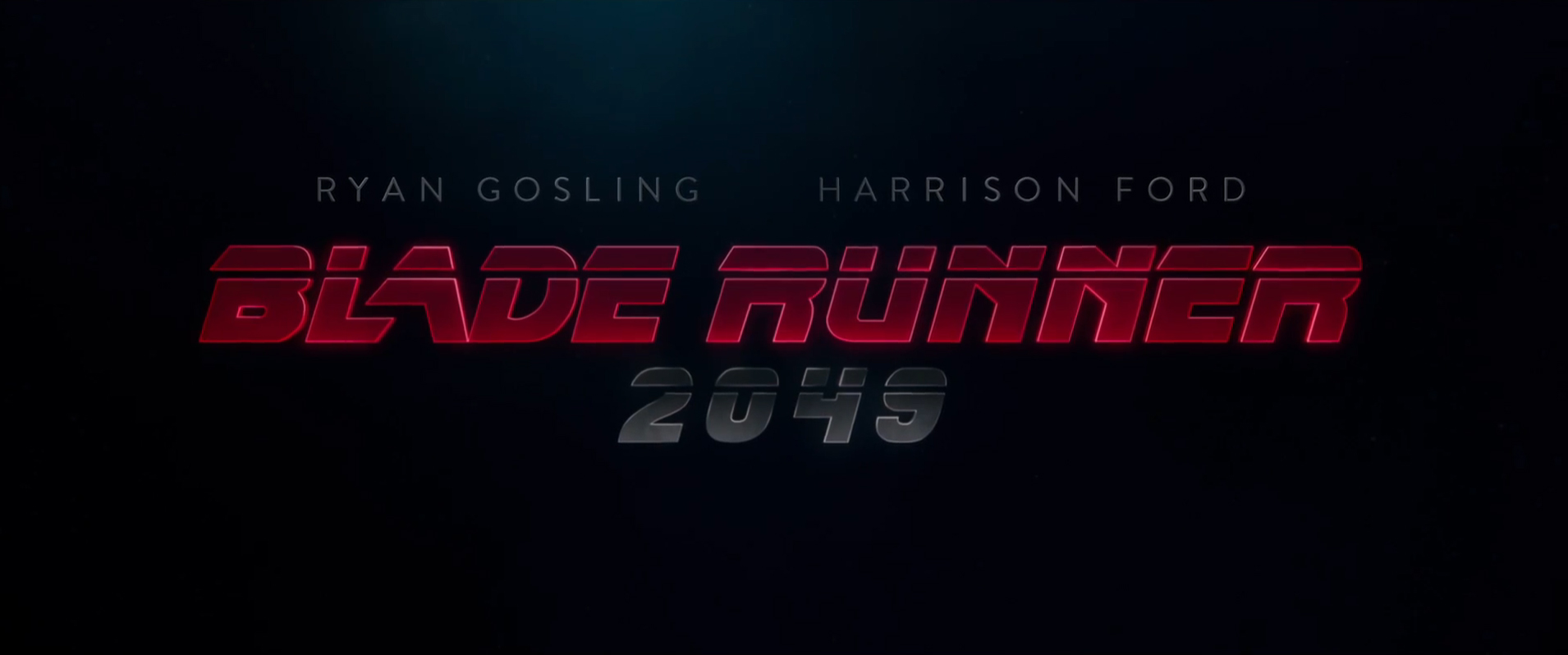 Blade Runner : Everything We Know So Far 1910x798