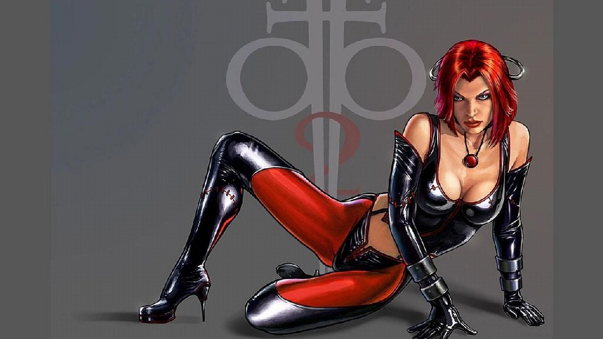 Bloodrayne wallpapers Bloodrayne stock