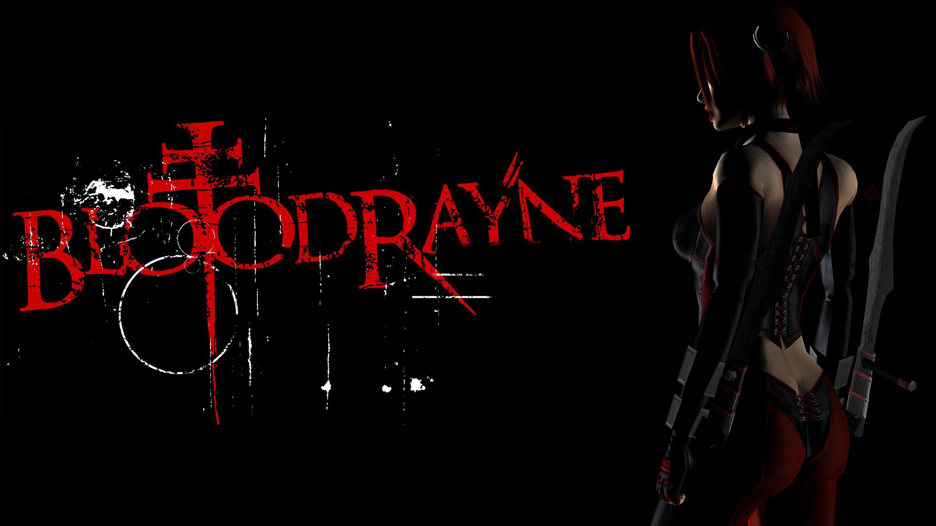 BloodRayne HD Wallpapers and Background Images