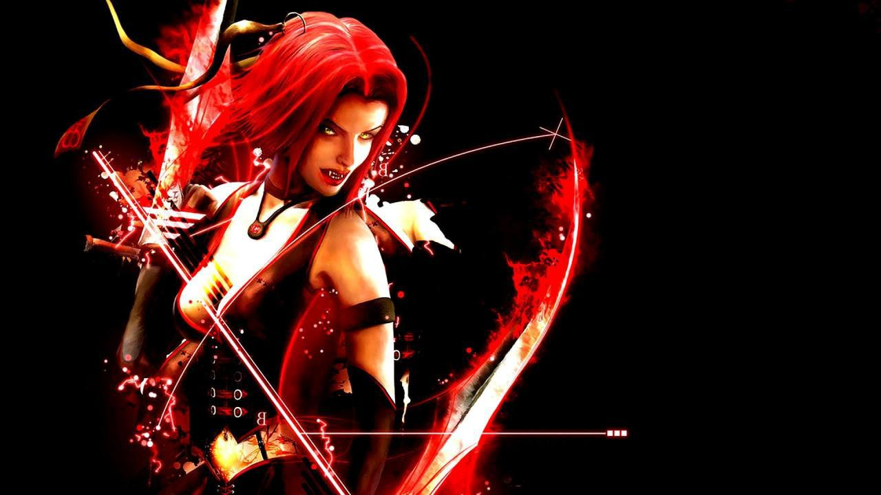 Pictures BloodRayne BloodRayne Games