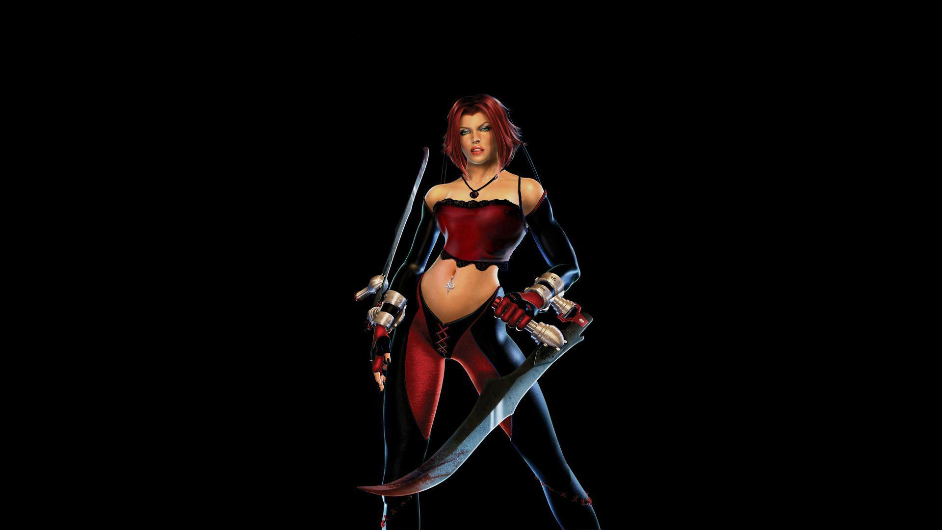 BloodRayne promotional art