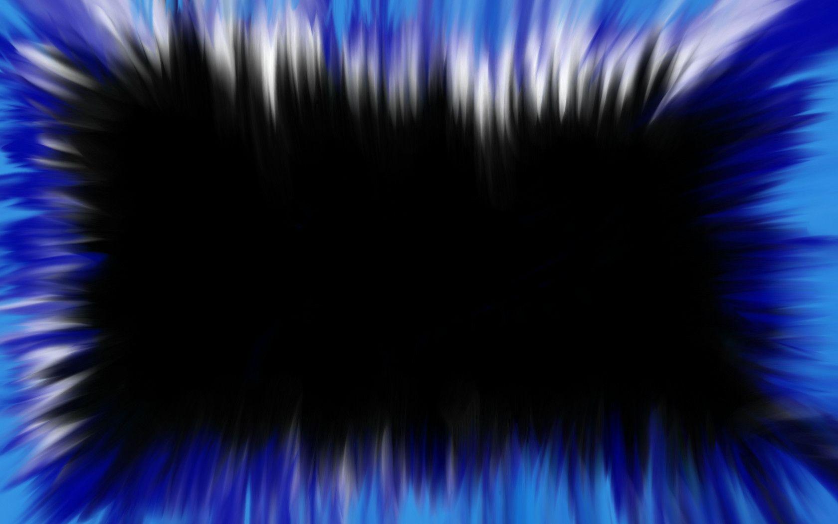 Blue Flame Tiger Wallpaper 1680x1050