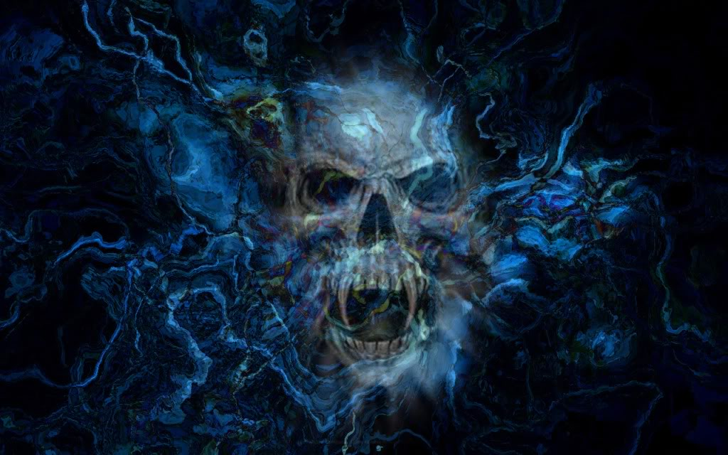 Blue Skull Backgrounds 38 Wallpapers Adorable Wallpaper For Mobile