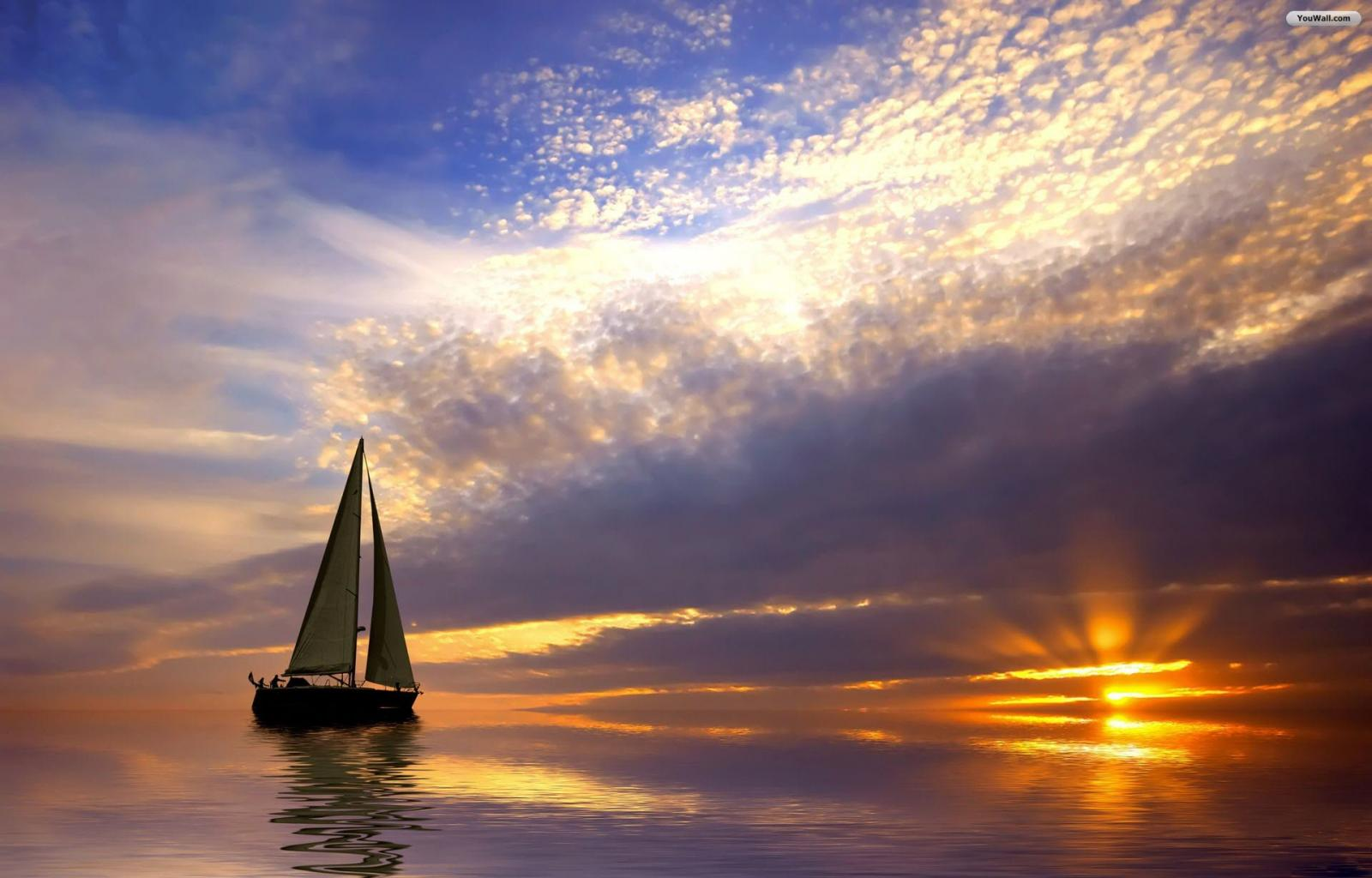 Beautiful boat wallpaper to refresh you and your desktop - Wallpaper 1600x1024 ...