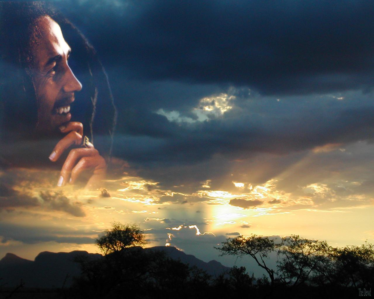 Bob Marley Weed Wallpaper 1280x1024