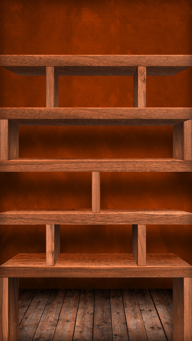 Bookshelf HD Wallpaper Picture Image And Other 640x1136