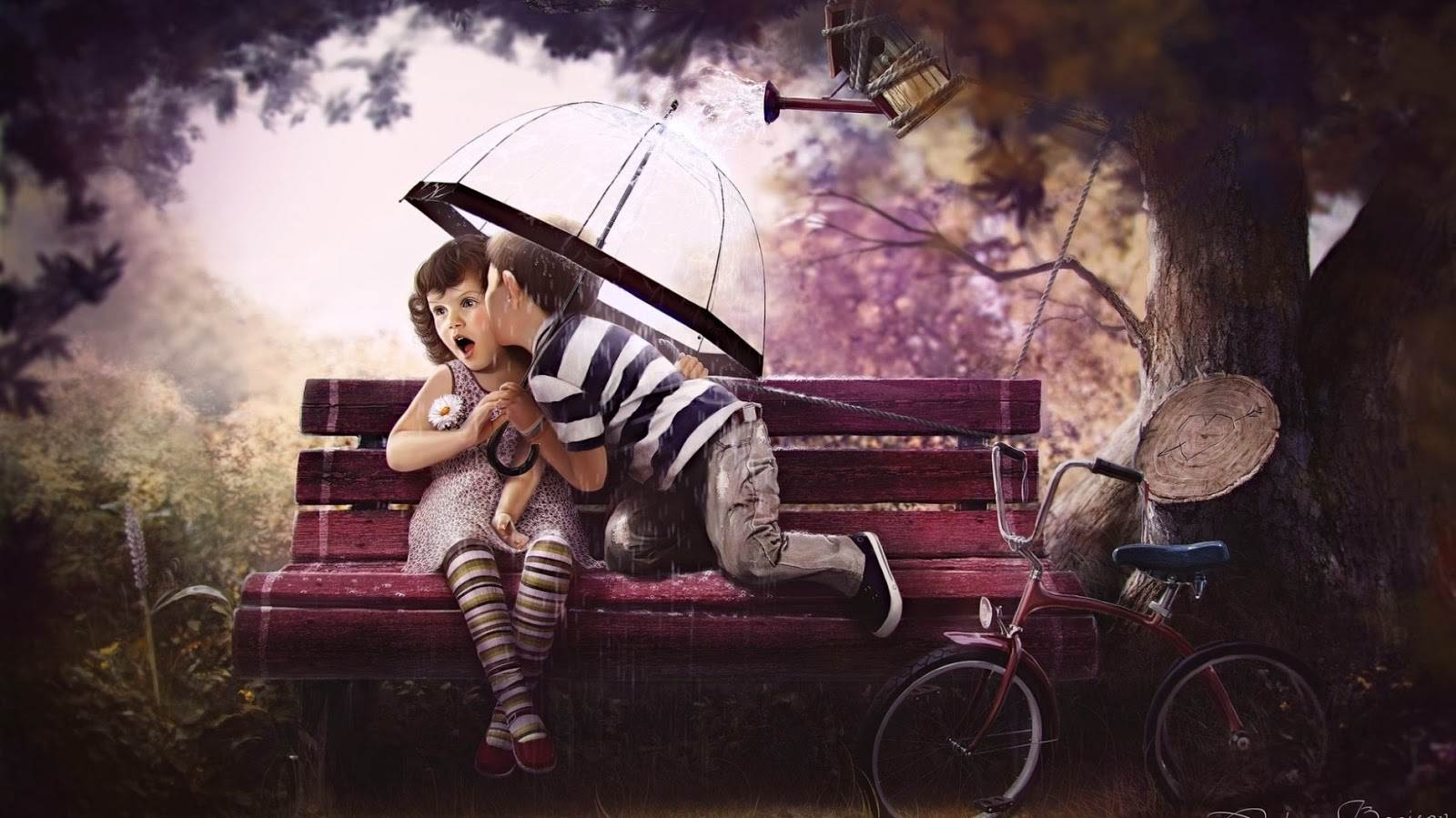 boy and girl love image and wallpaper