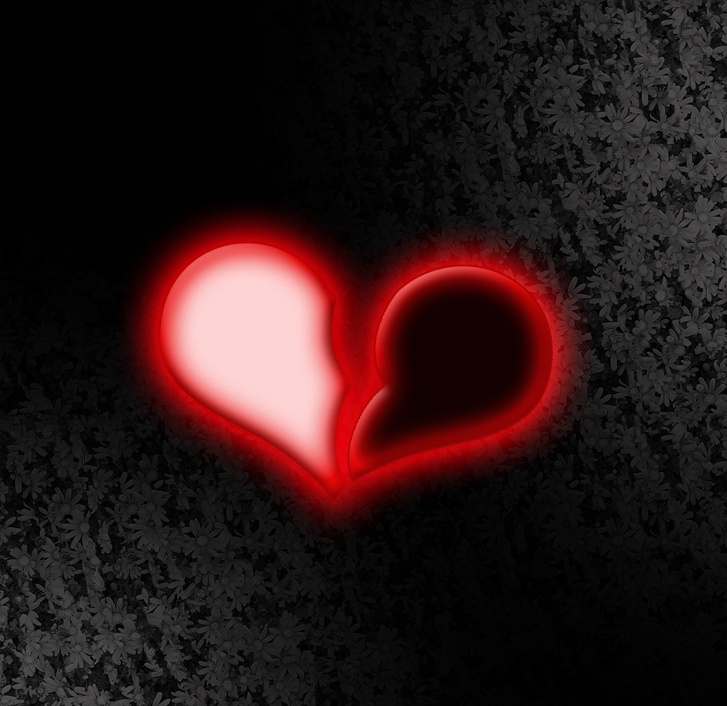 broken heart emo wallpapers  new  keywords HERE 1050x1020