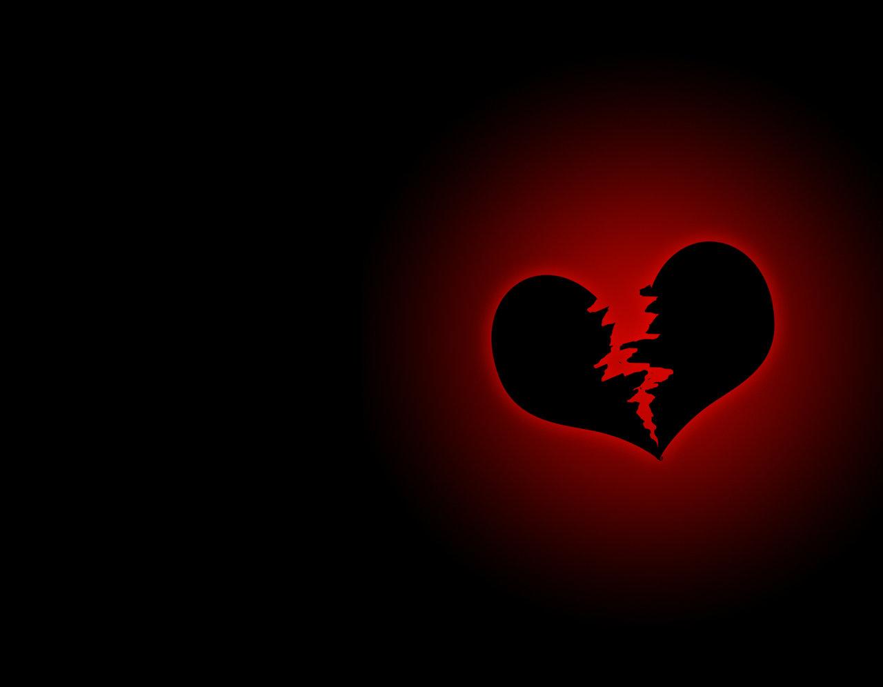 Heart Broken Wallpapers Wallpaper 1280x996