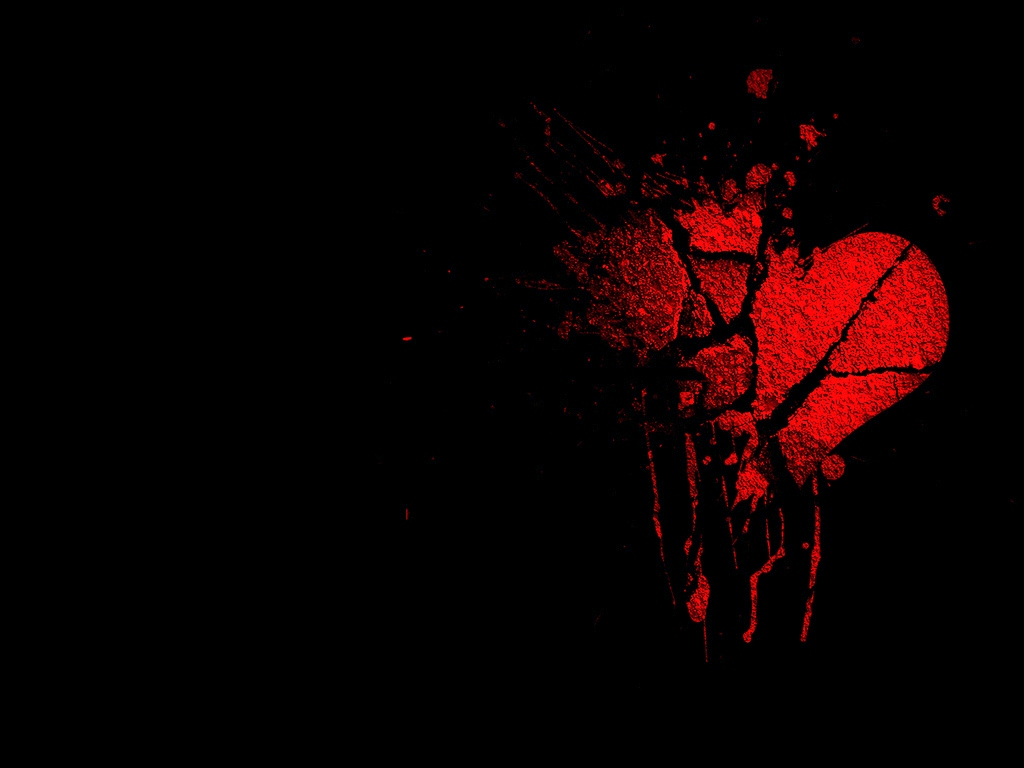 Broken Heart Quote Wallpaper Hd 1024x768