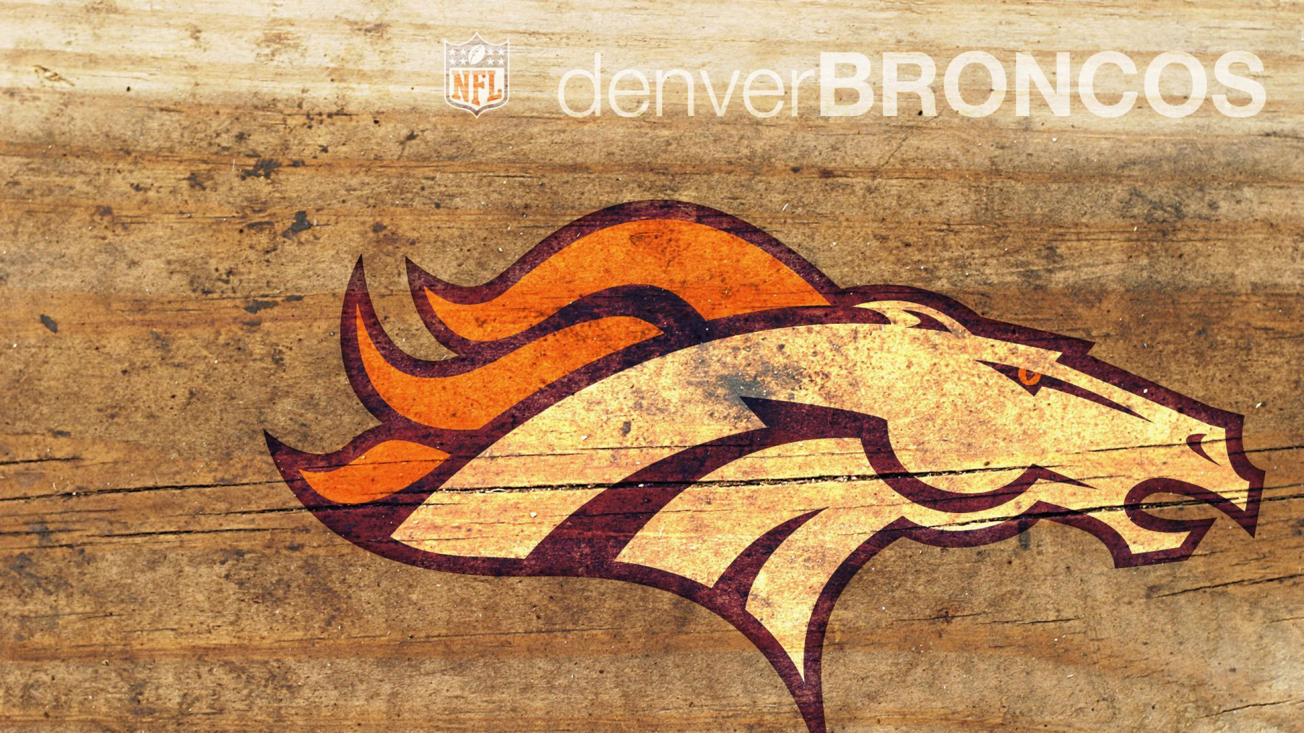 Denver Broncos Backgrounds  Wallpaper  2560x1440