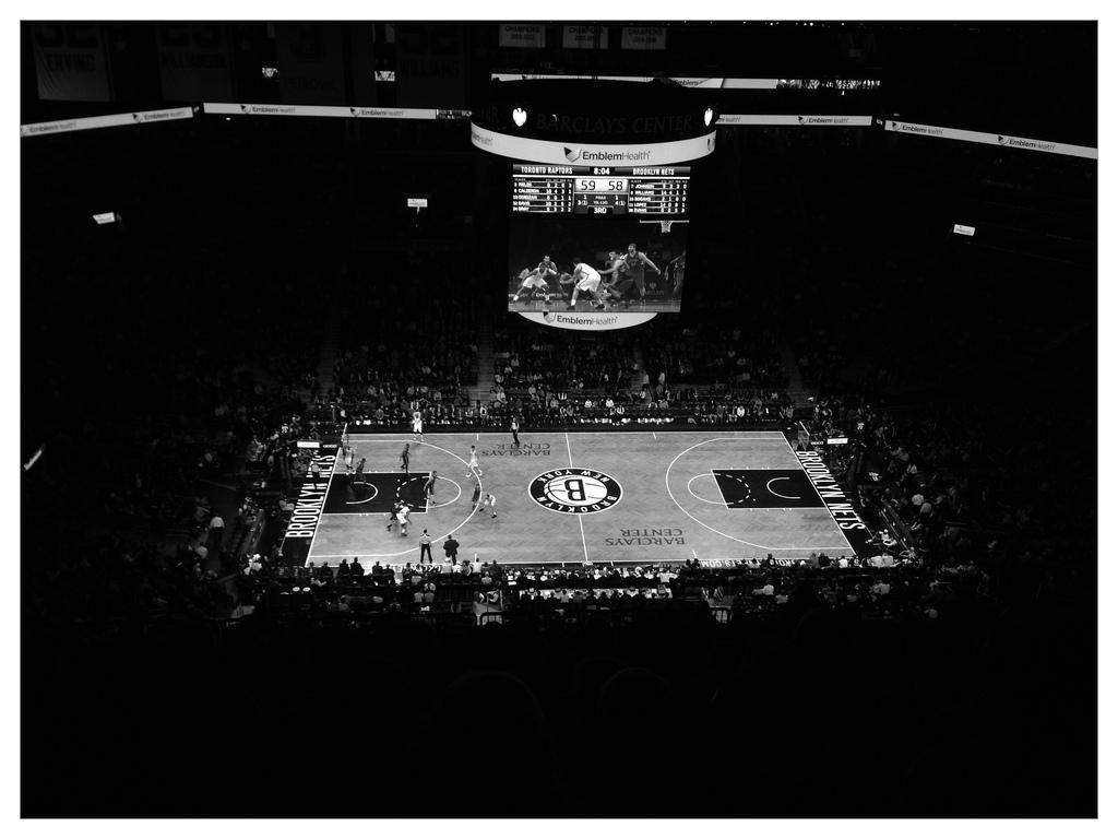 Brooklyn Nets Starting Wallpaper Basketball