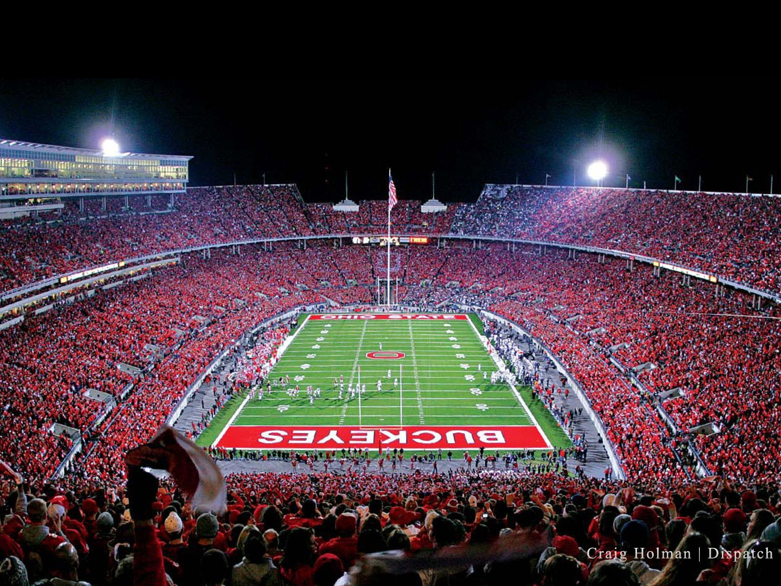Ohio State Buckeyes Wallpaper HD 1600x1200