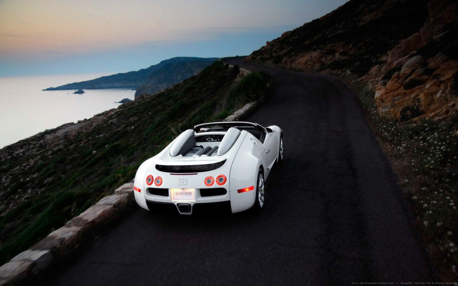 Bugatti Veyron Super Sport Gold Wallpaper HD Car Wallpapers 1920x1200