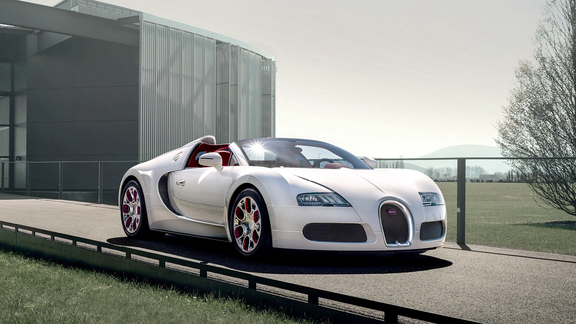 Bugatti Veyron Hd Wallpapers Wallpaper 1920x1080