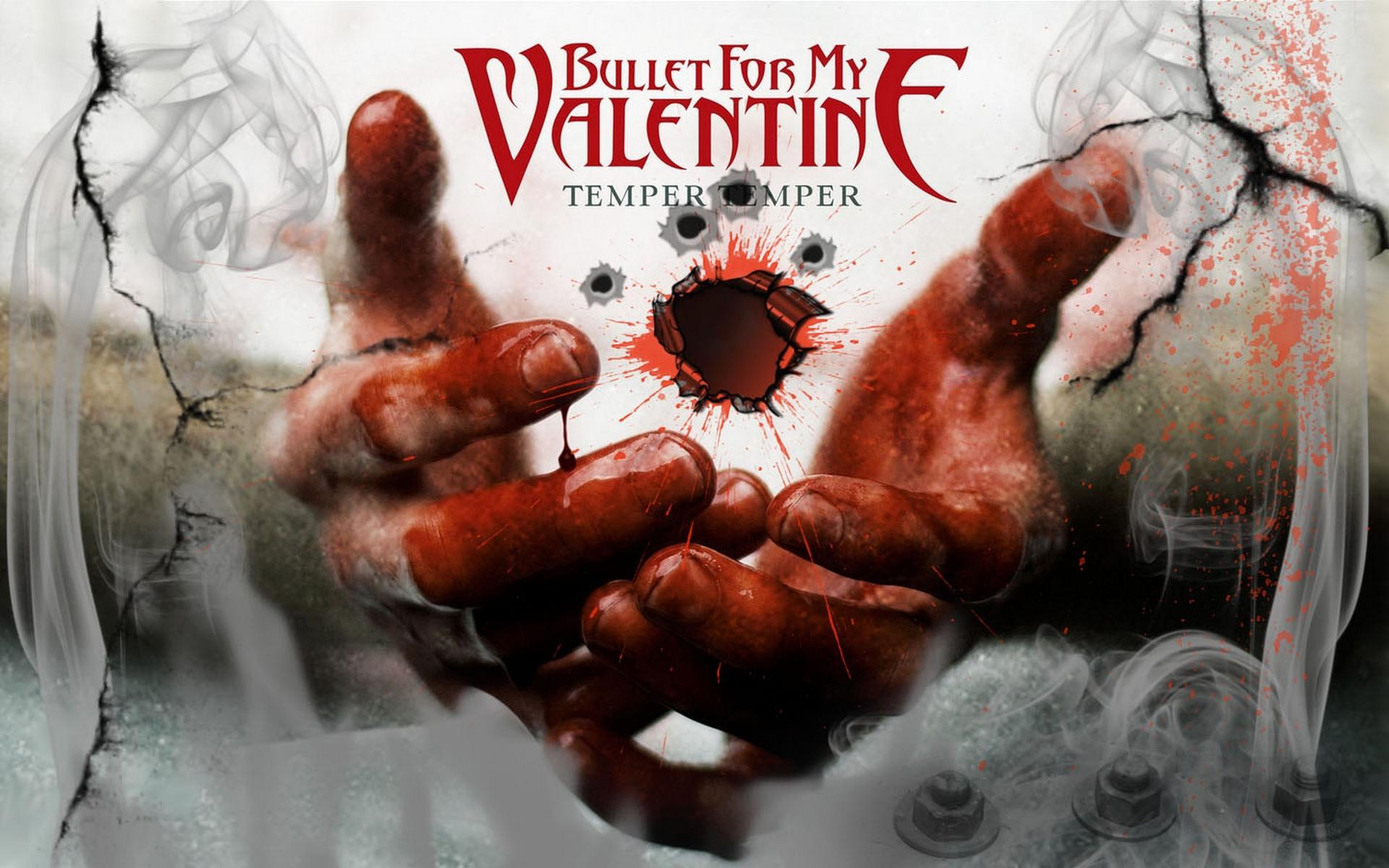 Bullet For My Valentine The Poison Single HQ