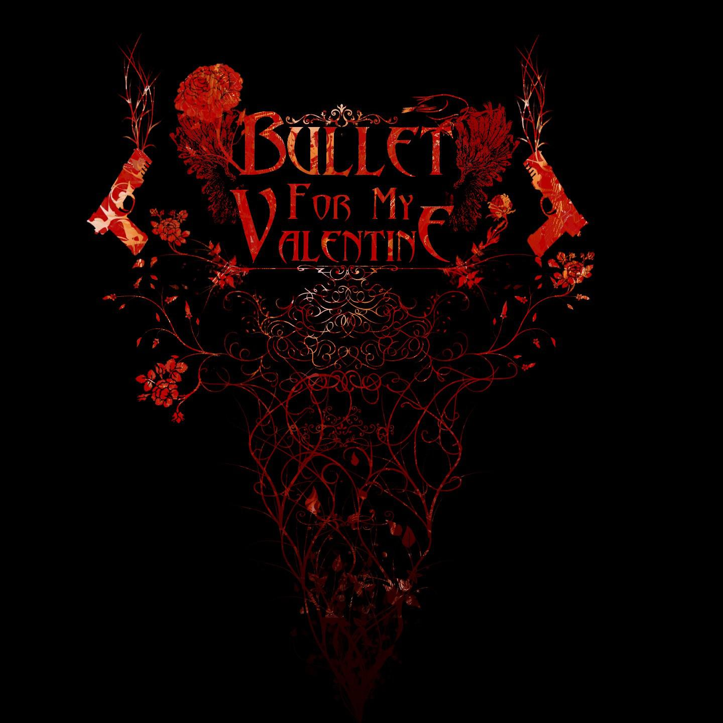 Download wallpaper x bullet for my valentine tattoo