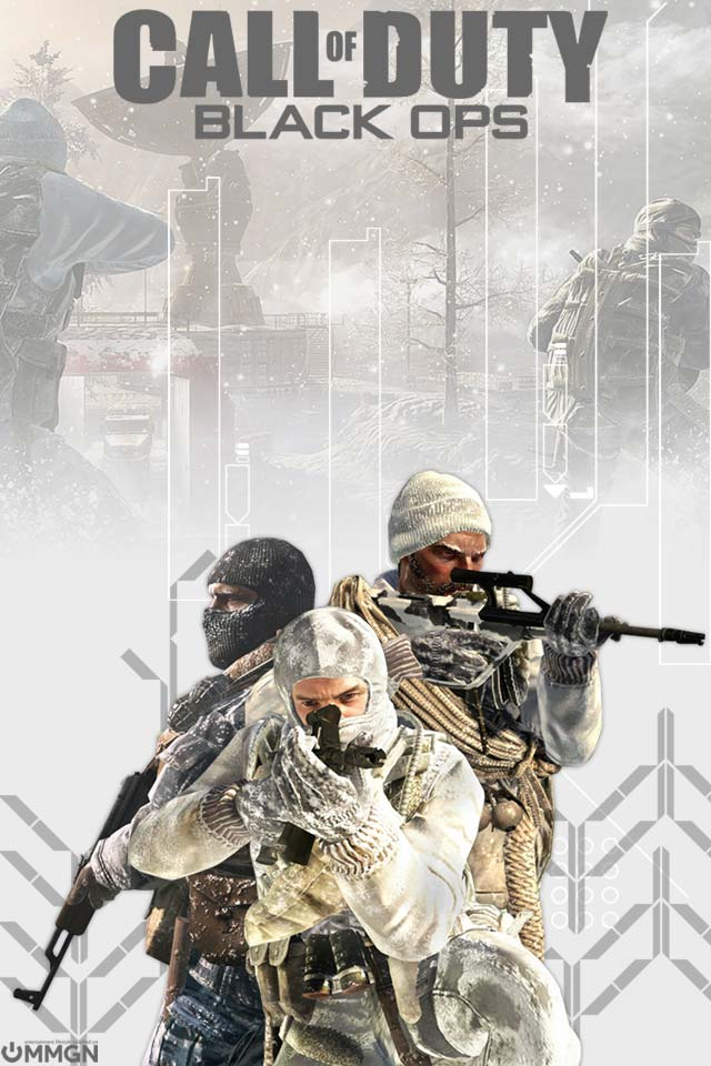Call Of Duty Black Ops HD Desktop Wallpaper High Definition 640x960