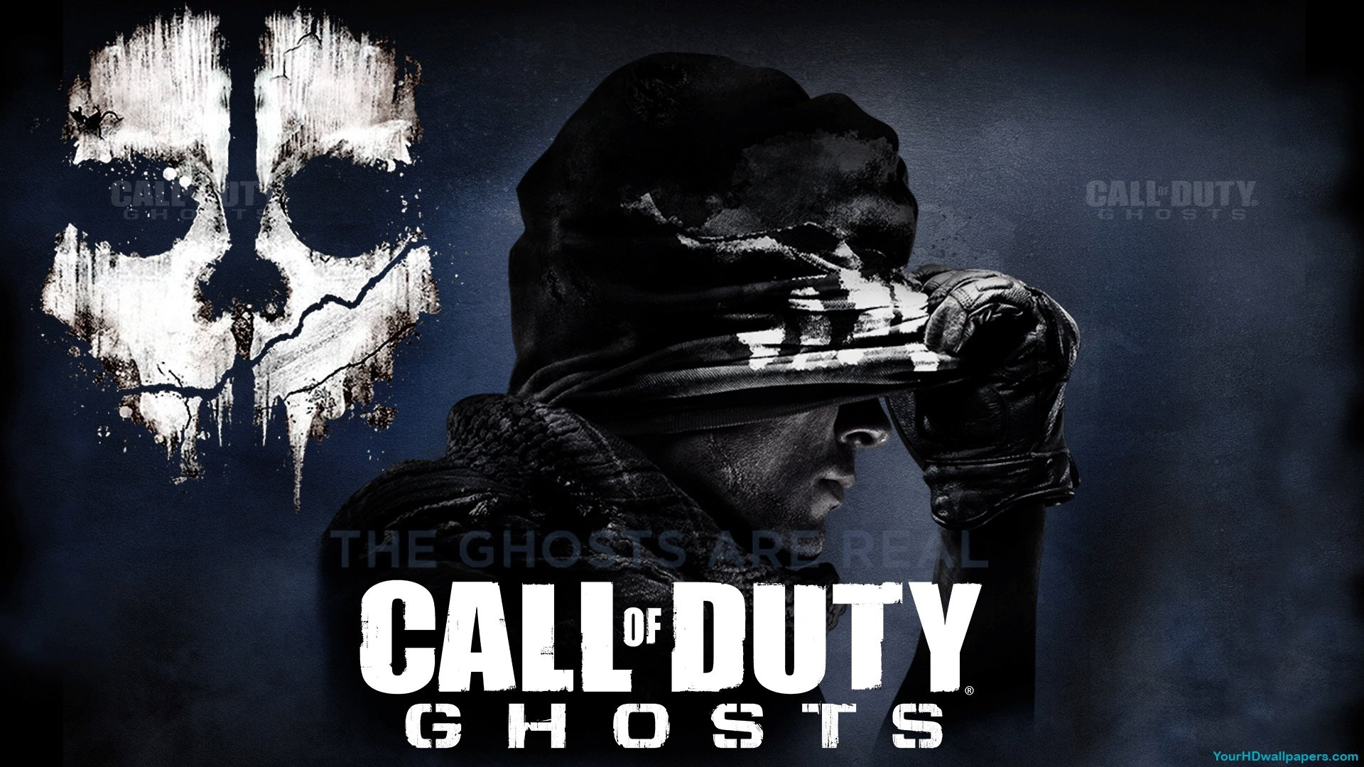 Call Of Duty Ghosts Hd Wallpapers Backgrounds Wallpaper 1920x1080