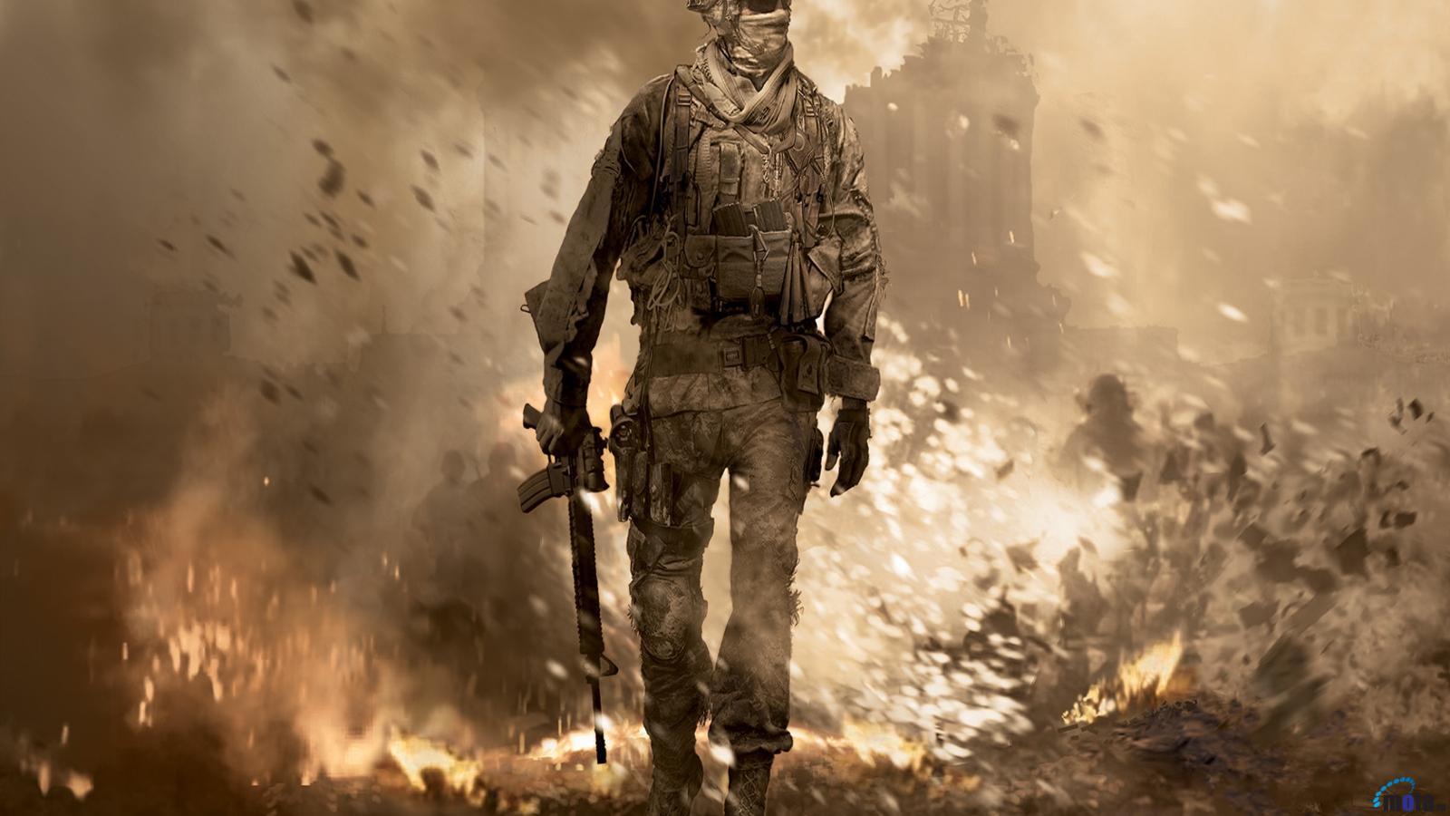 Call Of Duty Modern Warfare Wallpapers (35 Wallpapers ...