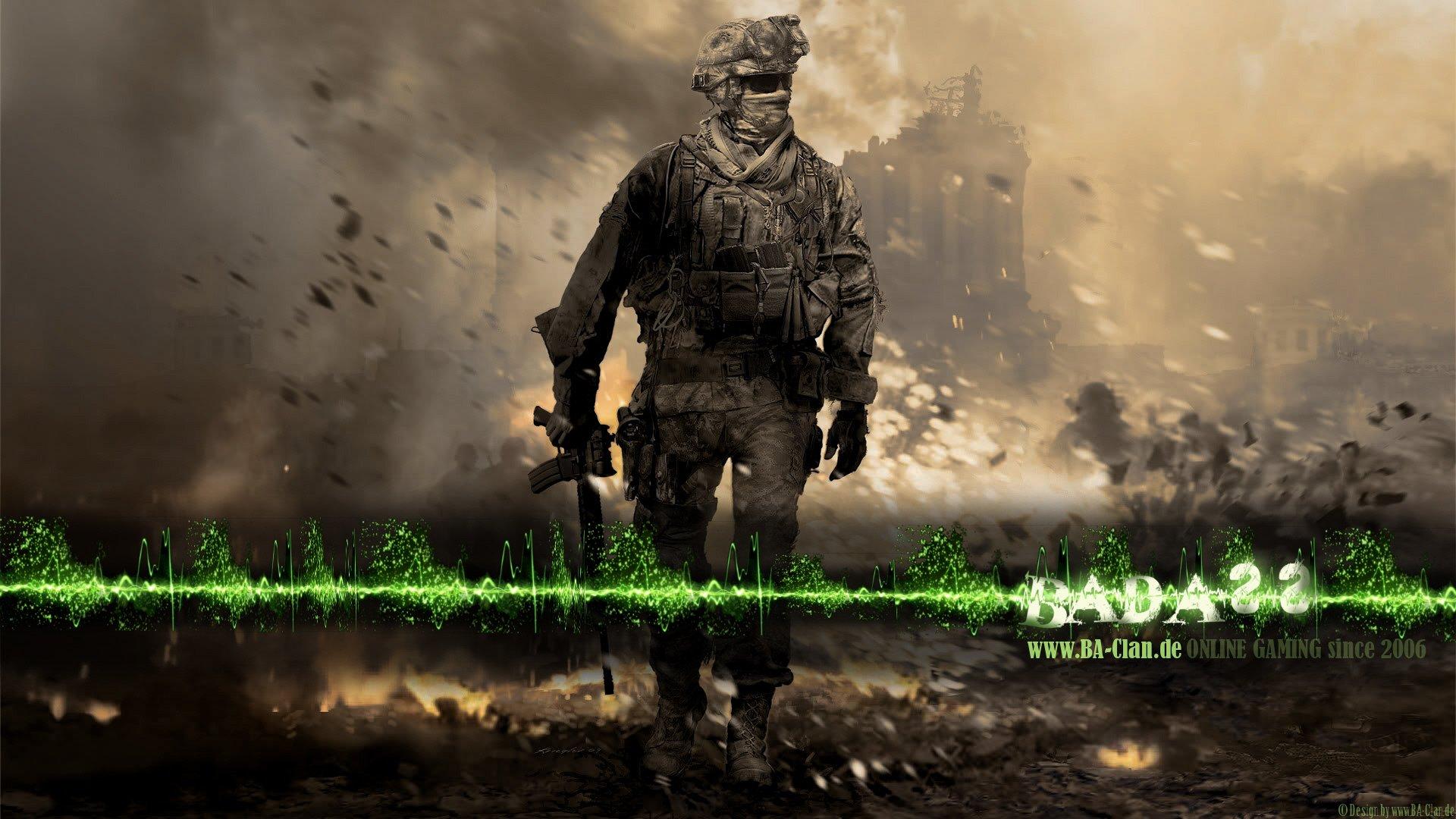 Modern Warfare Wallpaper Action By Free Download Best HD 1920x1080