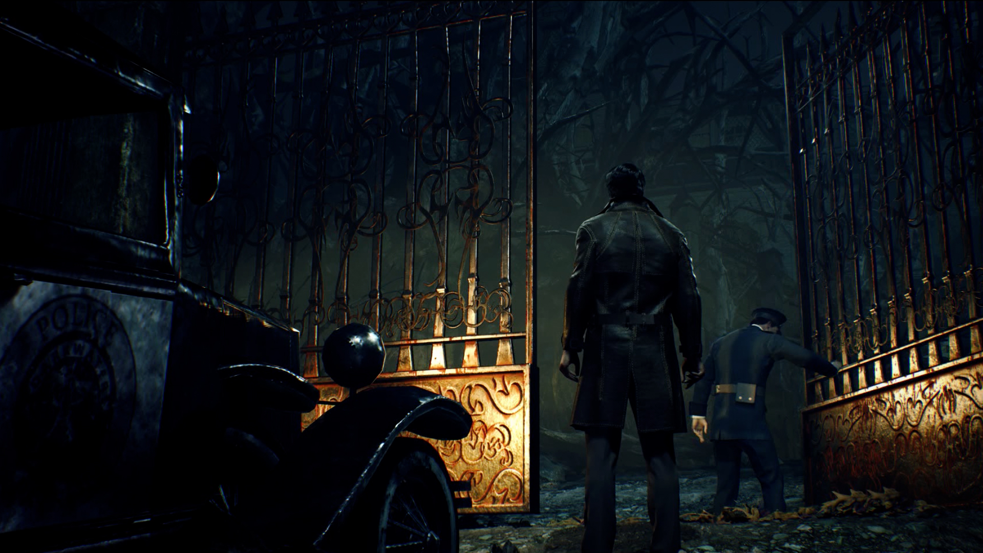 Call of Cthulhu gets October release date