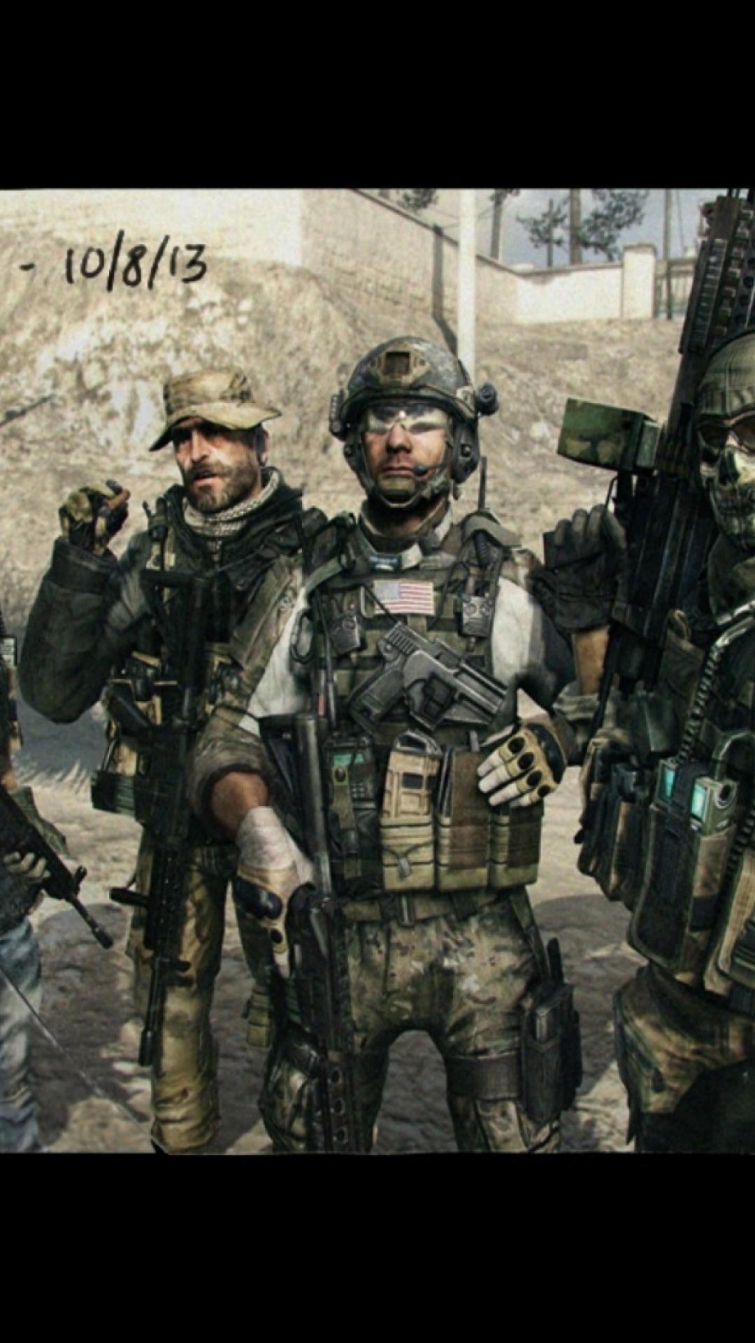 Cod Modern Warfare Wallpapers Free By