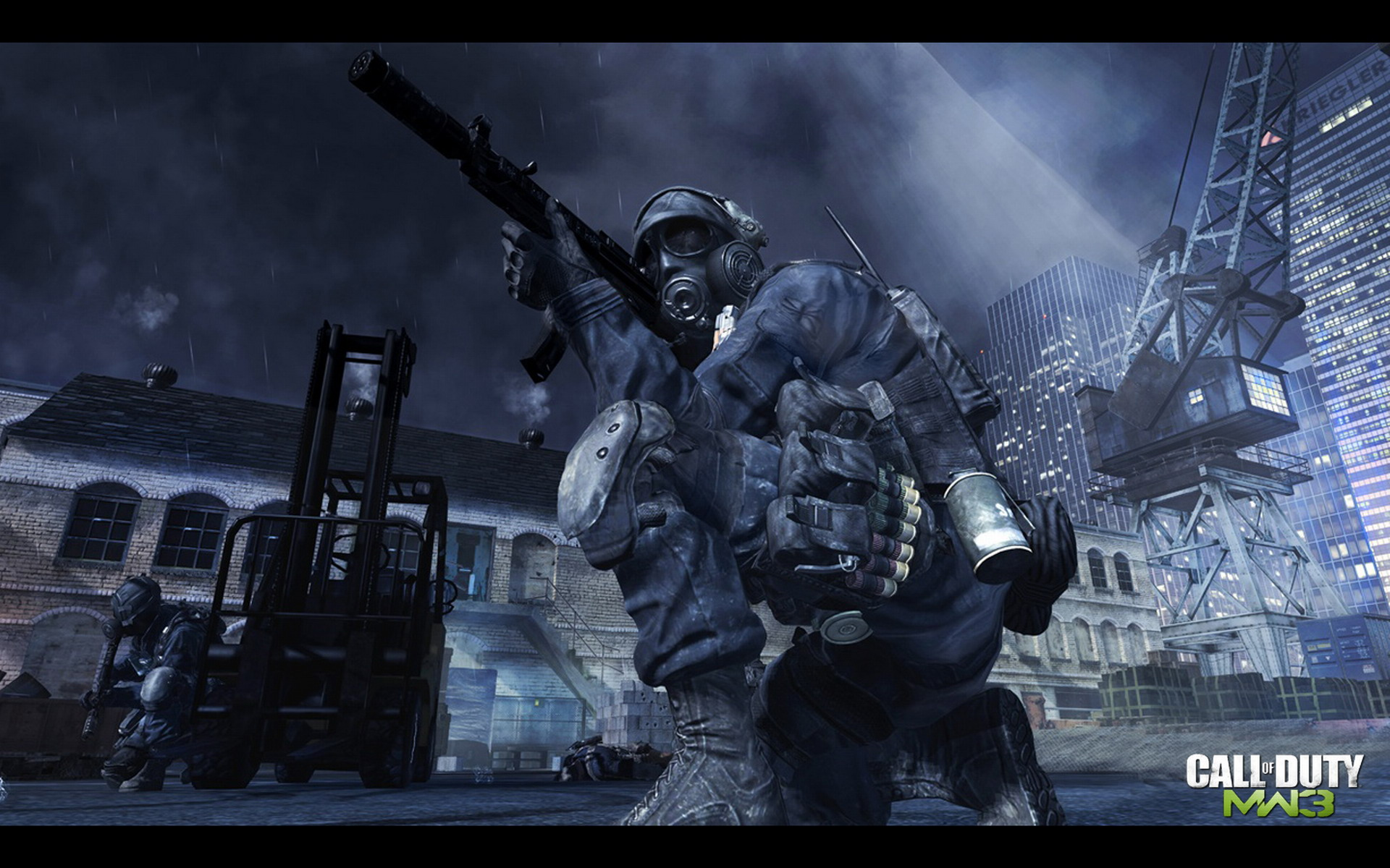 HD WALLPAPERS Call Of Duty World At War 1920x1200