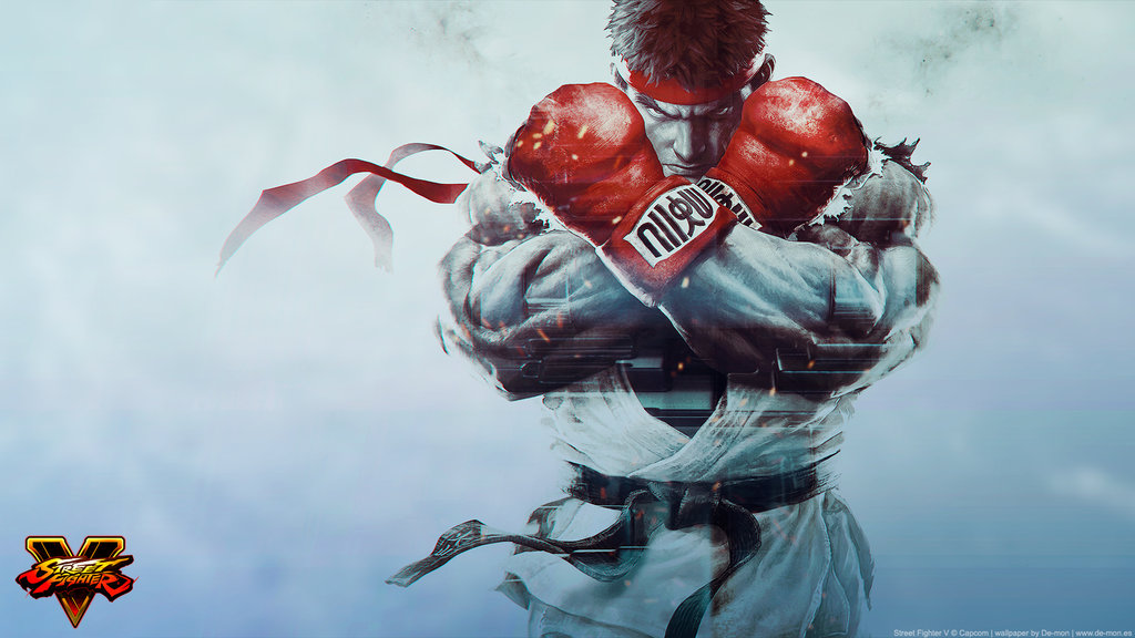 Ryu wide  :: Street Fighter  Hd Wallpapers » Download 1024x576