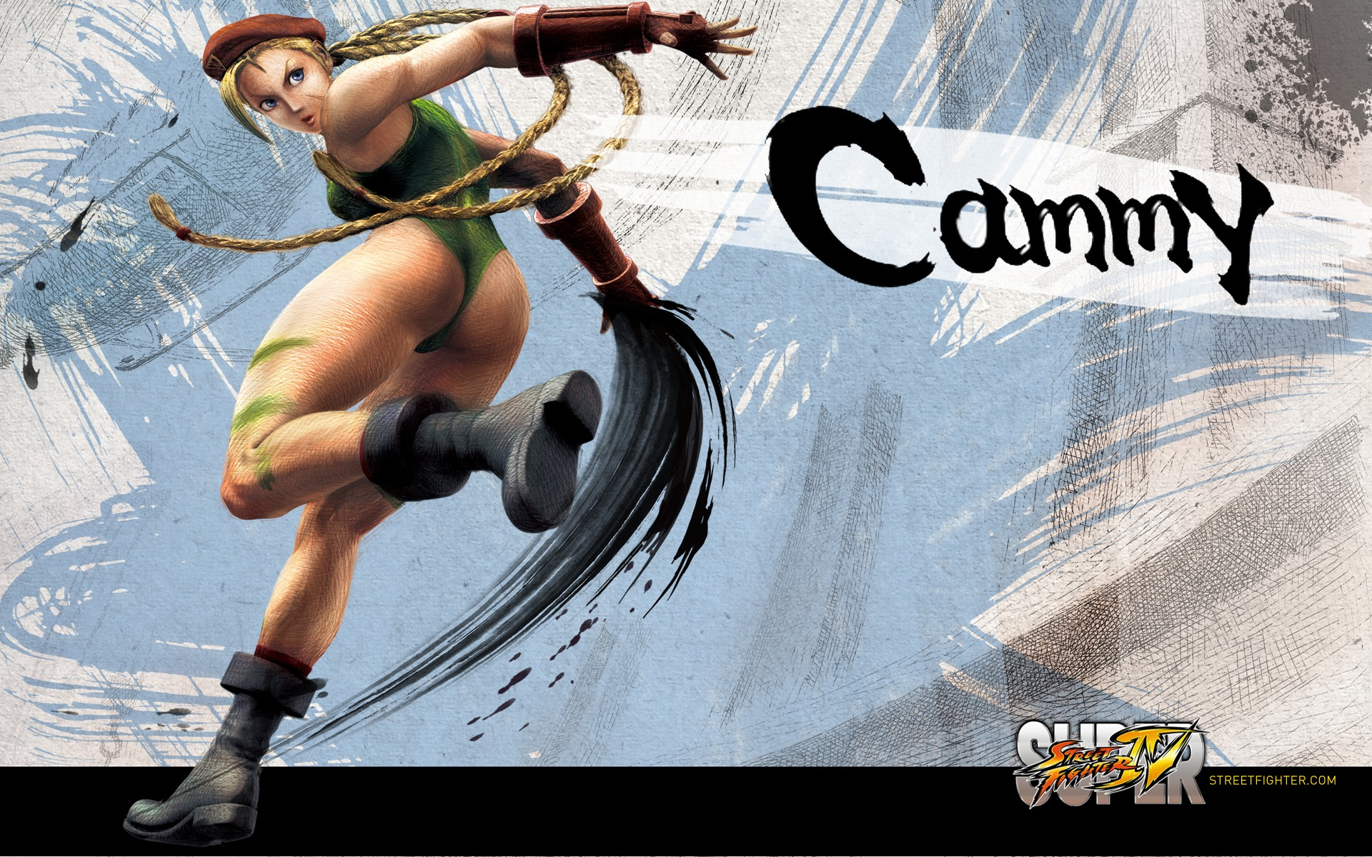 street fighter cammy by feliciahardy on DeviantArt 1920x1200
