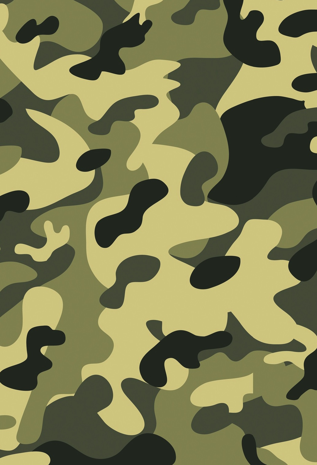Camouflage iPad Wallpaper And Background 1041x1526