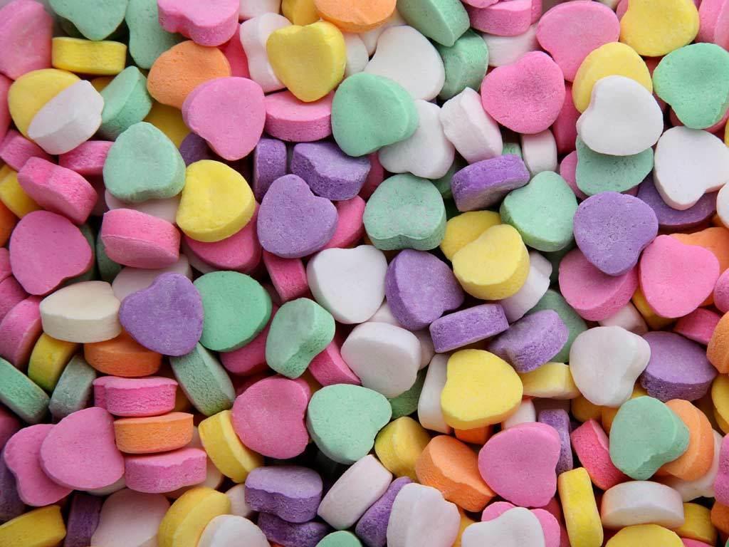 Cute Candy Wallpapers Wallpaper 1024x768