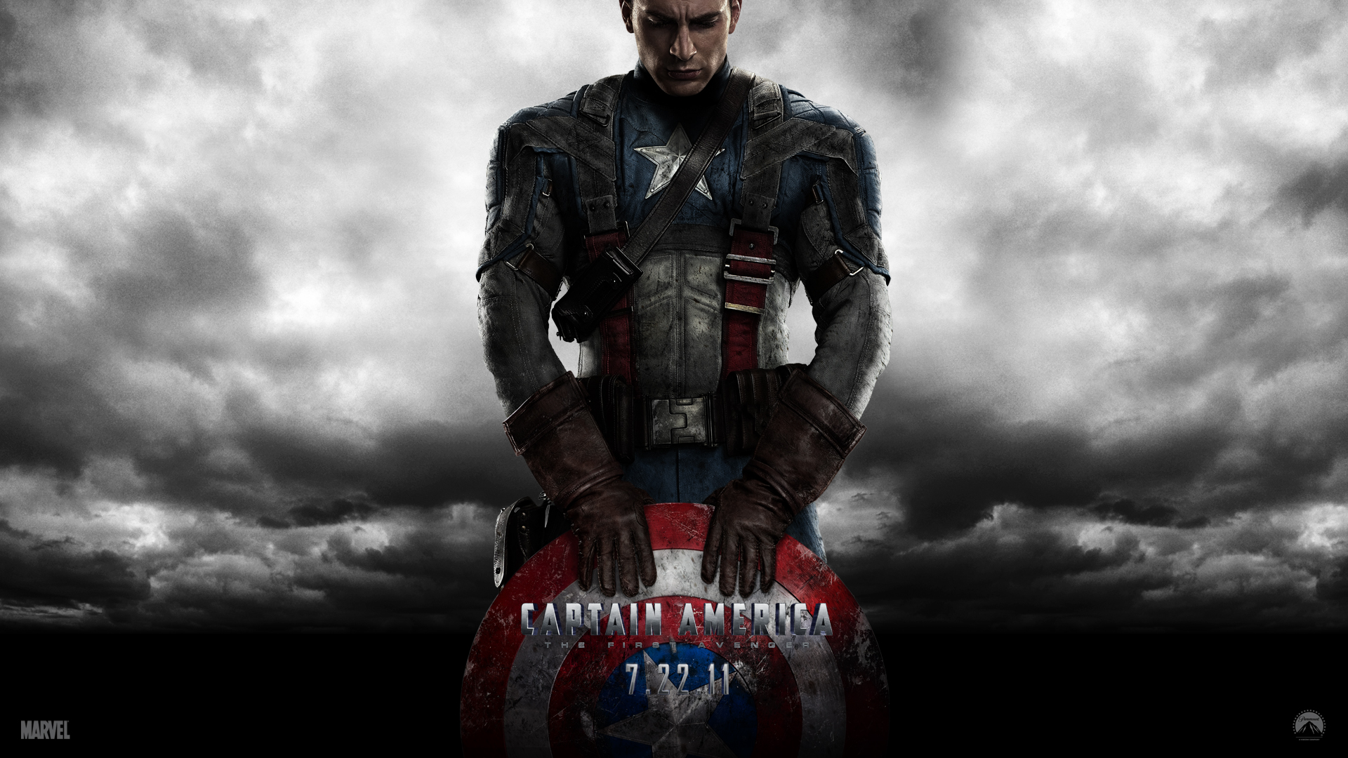 Wallpapers Collection: «Captain America Wallpapers» 1920x1080