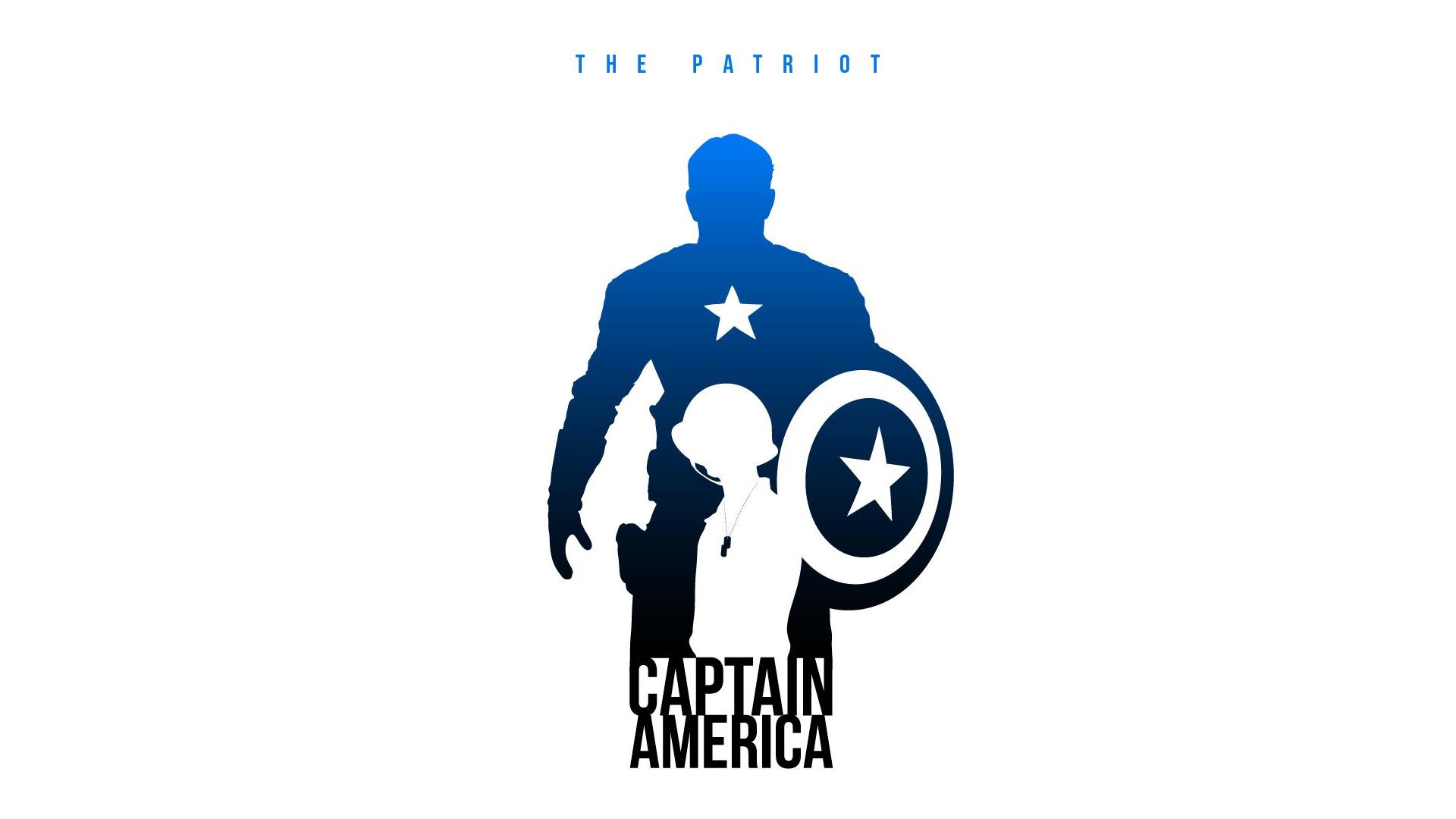 Captain America Galaxy S Wallpaper 1920x1080