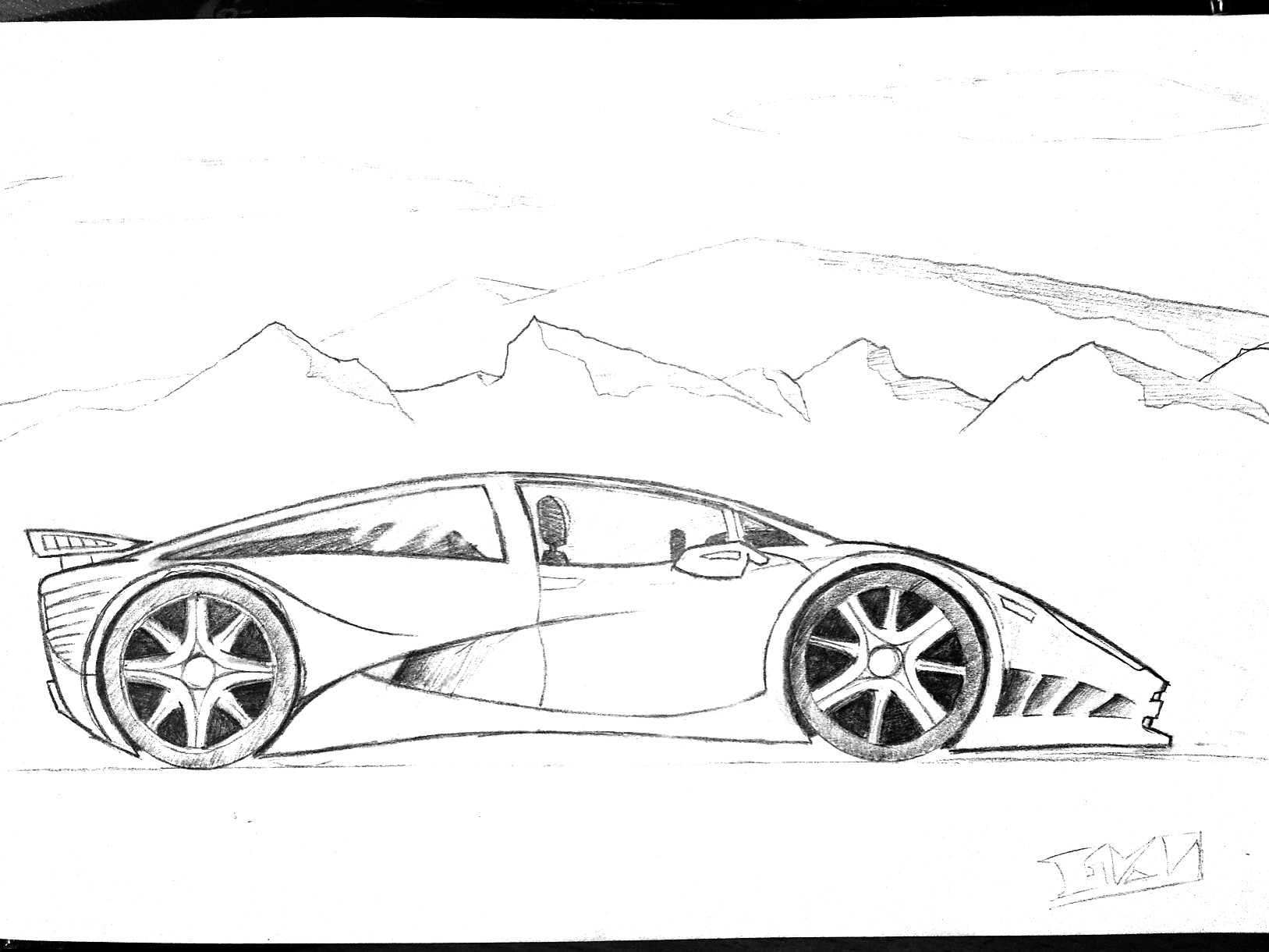 Race Car Coloring Pages besides Ford Suv Coloring Sketch Templates moreover Mustang Car Coloring Pages furthermore Nissan GT R 114532303 moreover 3109982. on ford car sketch