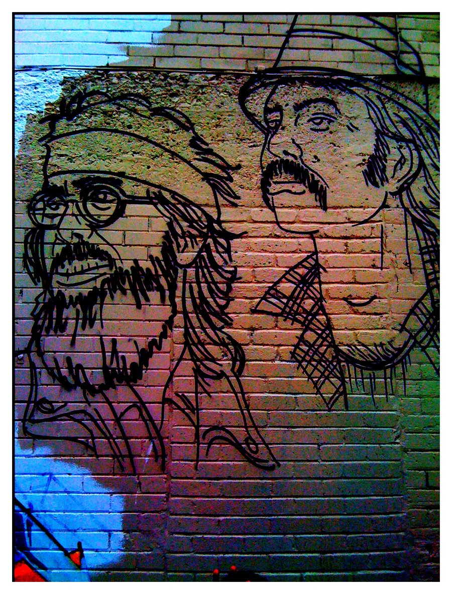 Cheech and Chong by HorrorArtistfromCali on DeviantArt 900x1184