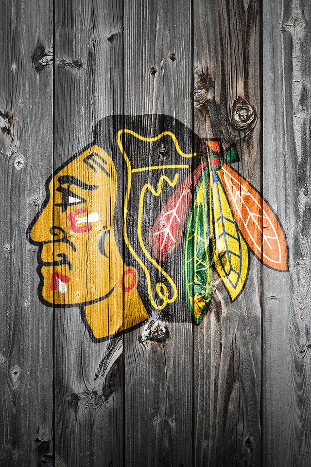 IPhone Chicago Blackhawks Wallpapers HD Desktop Backgrounds 640x960