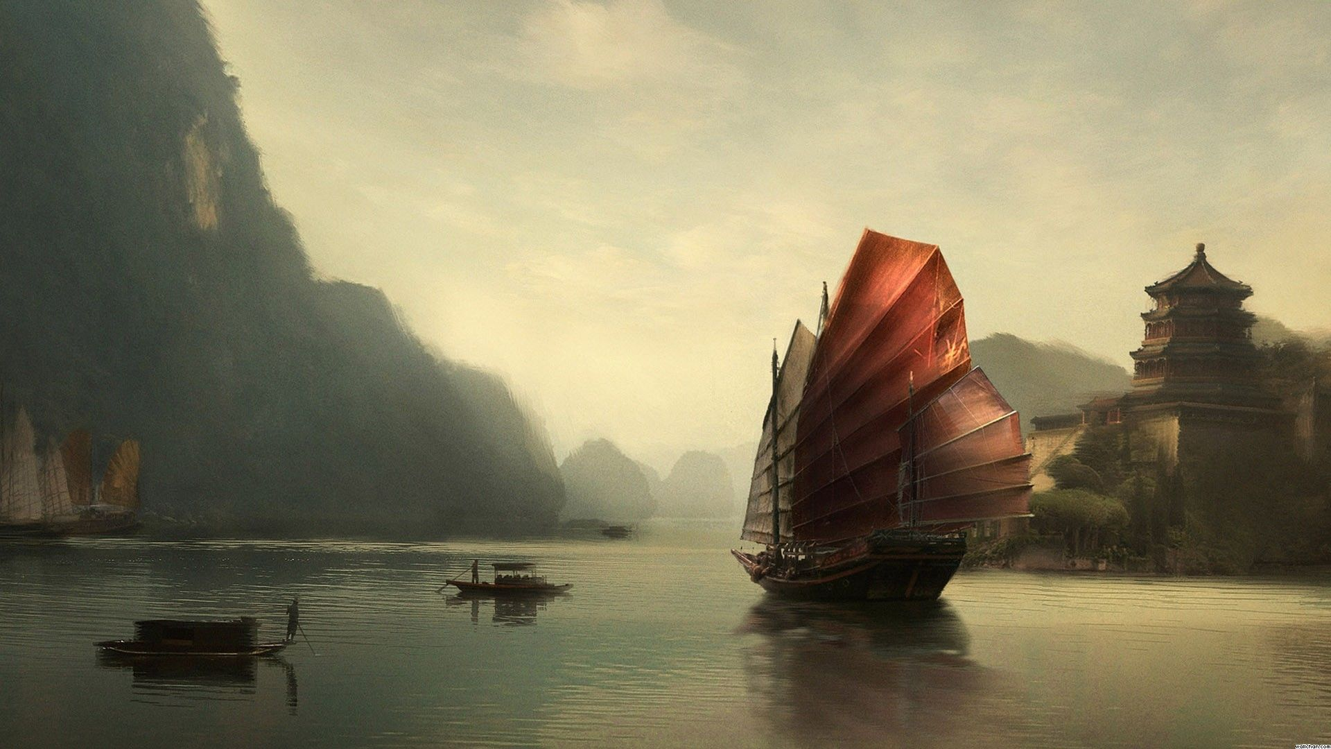 chinese wallpapers wallpaper 1920x1080