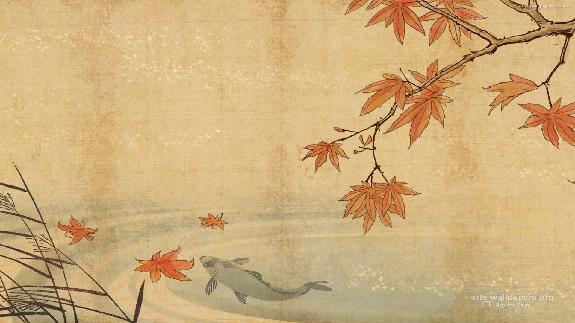 Amazing Wallpaper High Resolution Painting - Chinese-Wallpaper-010  Image_899817.jpg