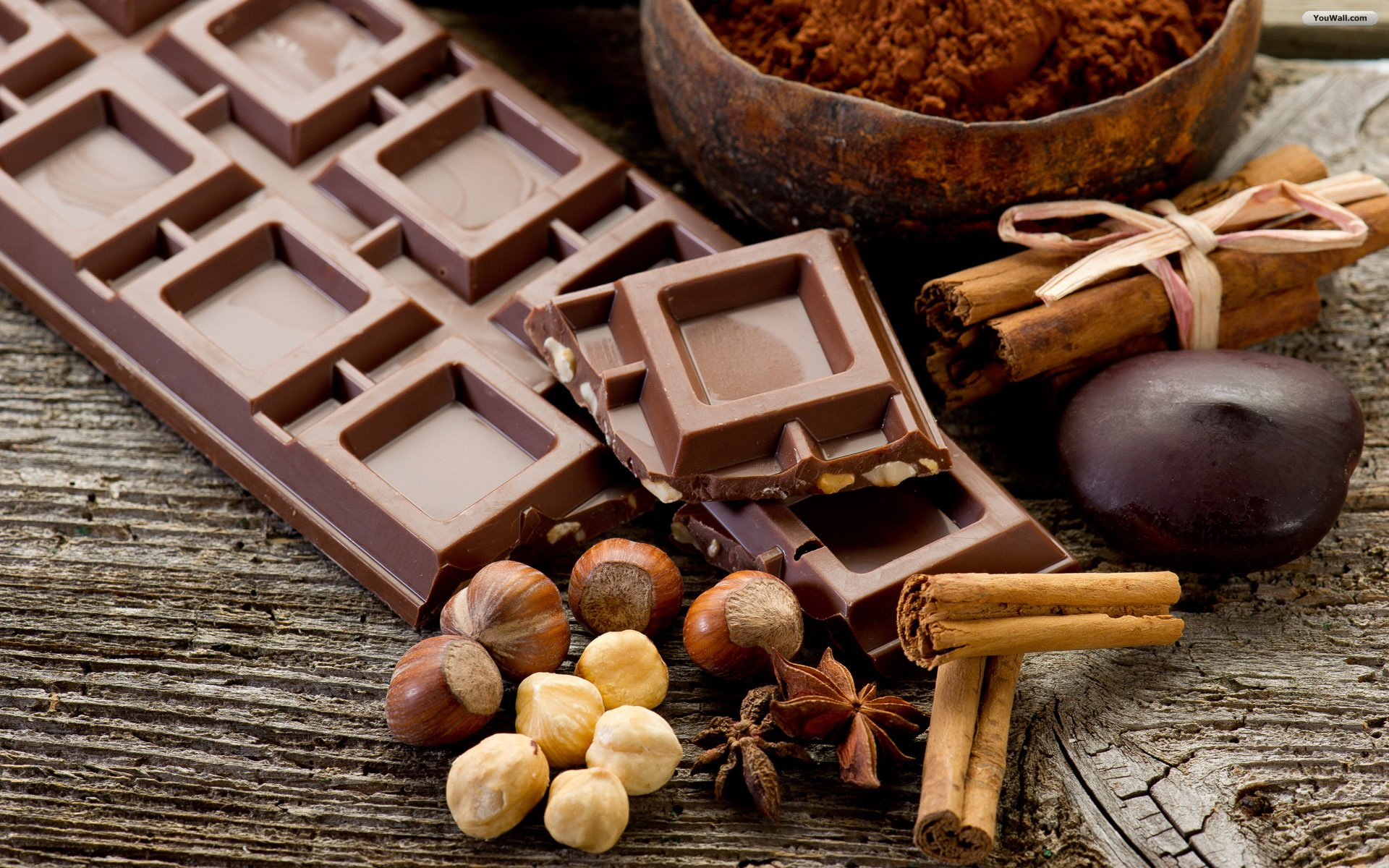 Amazing Free Chocolate HD Wallpapers  TechLovers l Web Design 1920x1200
