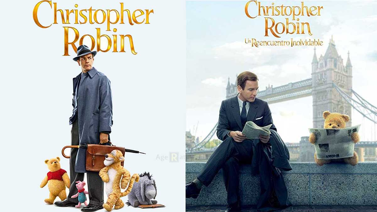 Christopher Robin 2018 Film Hd Wallpaper 45 Wallpapers Adorable Wallpapers