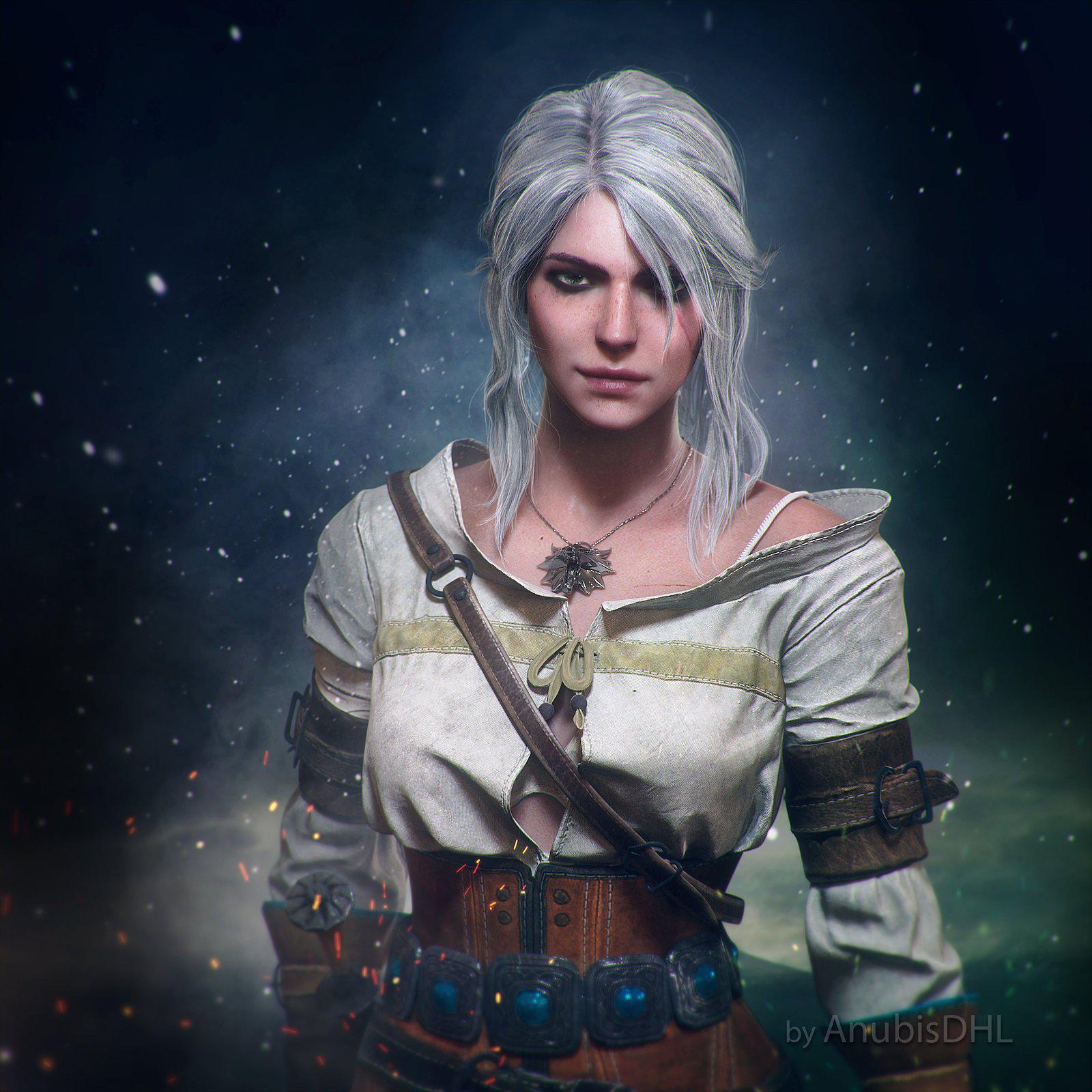 Ciri wallpaper » HD Wallpapers