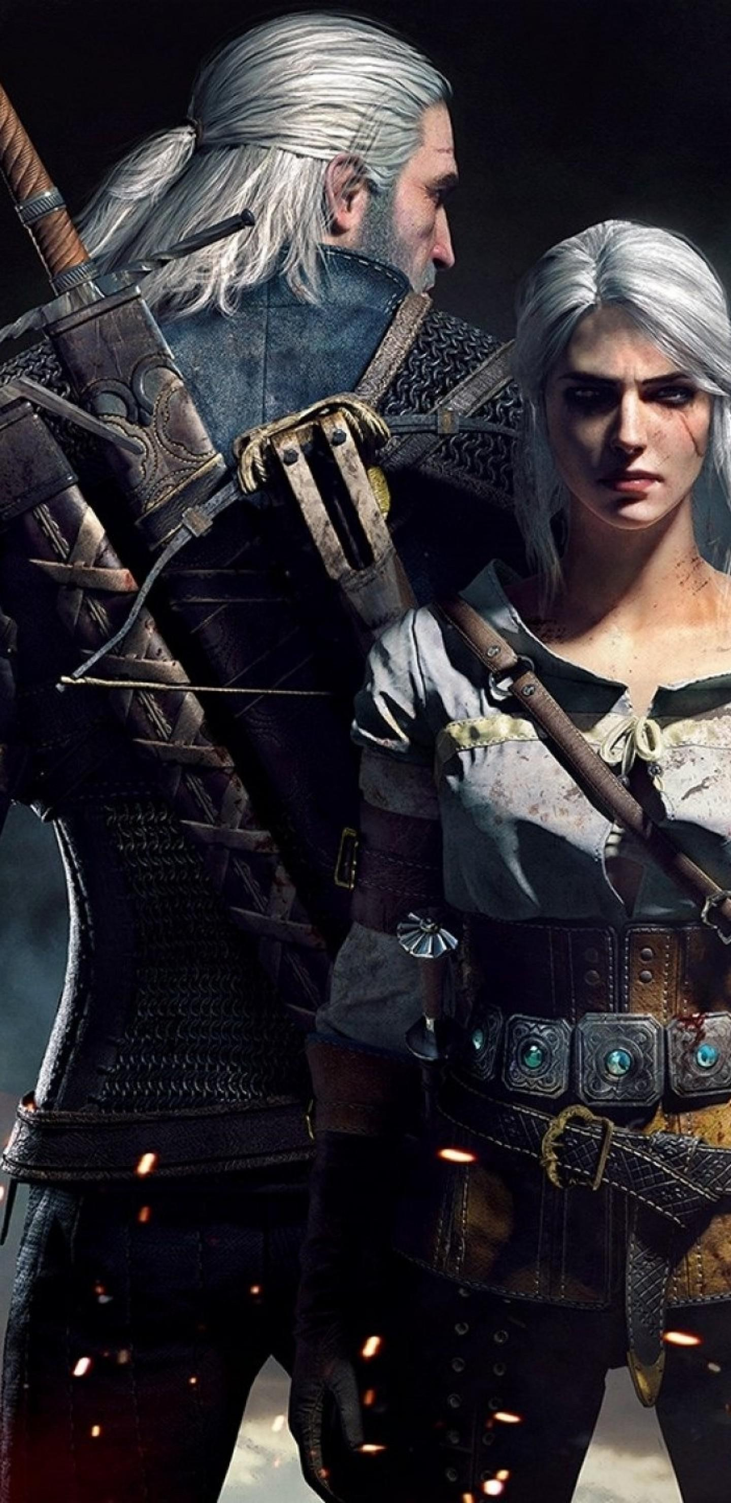 The Witcher Ciri Wallpaper Download K Wallpapers For