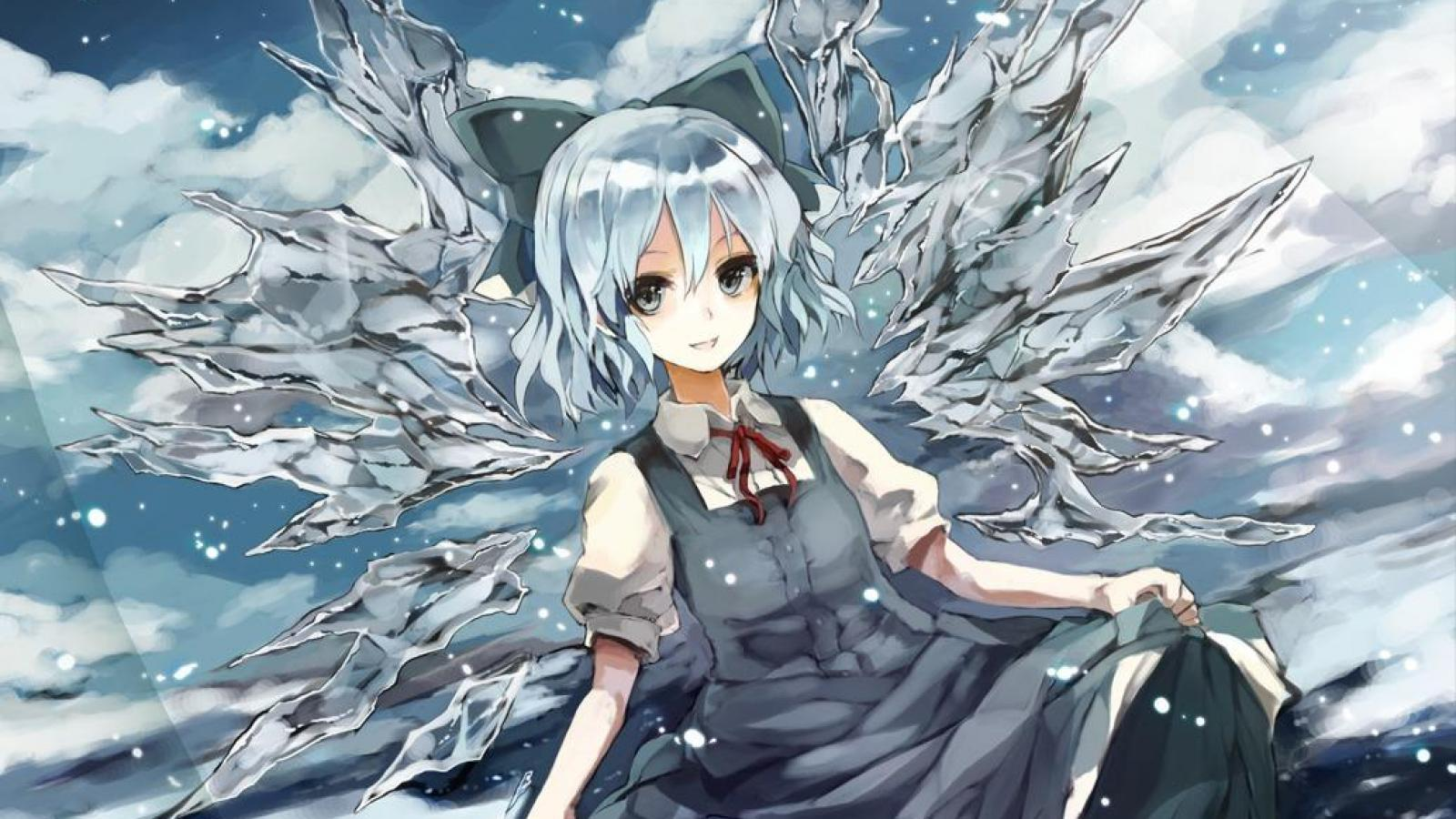Letty Whiterock HD Wallpapers  WallpapersInk Cirno and everything about her  published by 1600x900
