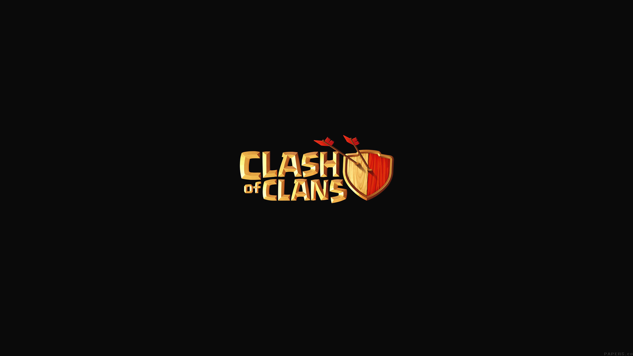 CLASH OF CLAN 2560x1440