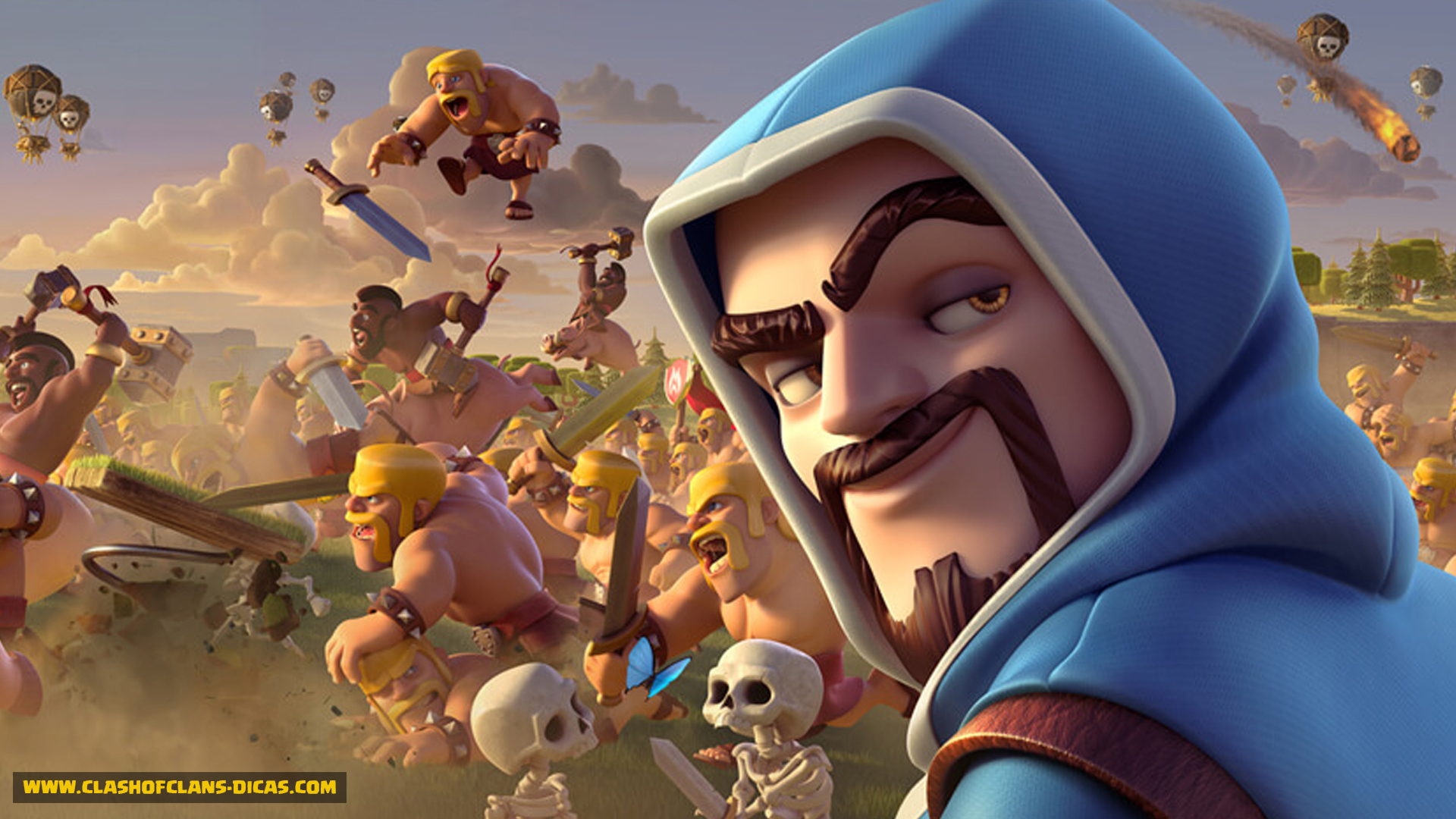 Clash Of Clans Wallpaper Troops Dota and ESports Geeks Dota 1920x1080