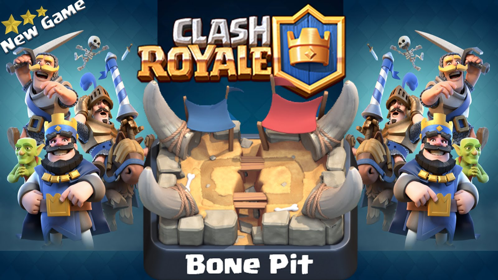 Clash Royale Wallpaper Hd Wallpapers 1600x900