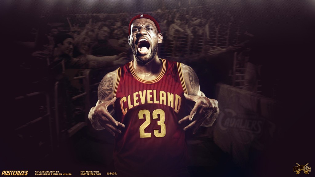 Cleveland Cavaliers Wallpapers  Basketball Wallpapers at 1024x576